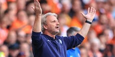 Austro-Trainer steht in England vor dem Aus