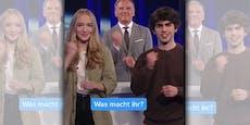 ZiB-Revolution gestartet – Armin Wolf tanzt zu Beginn