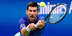 Impfgegner Djokovic hat jetzt Ärger mit der Politik