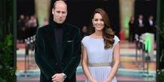 Prinz William verleiht die Earthshot-Preise