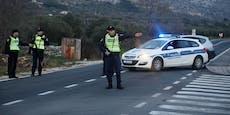 Biker aus Österreich stirbt bei Crash in Kroatien