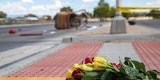 Klammerte sich noch an Korb: Mann stirbt bei Ballonfahrt