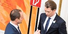 Matthias Strolz fordert Kurz zum TV-Duell im ORF heraus