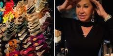 Carmen Geiss zeigt ihre Schuhe – Fans sind entsetzt