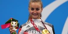 Paralympics-Siegerin kämpft jetzt gegen Tumor im Kopf