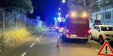 Feuerteufel zündet Kinderwagen in Stiegenhaus an