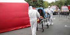Österreich nimmt jetzt Corona-Kranke aus Rumänien auf
