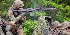 Ex-Bundeswehrsoldaten wollten Söldnertruppe gründen