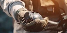 Wienerin findet Handgranate im Nachlass ihres Vaters