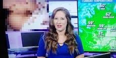 TV-Sender zeigt versehentlich Porno statt Wetter