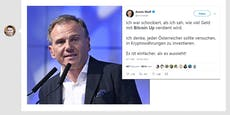 Betrüger gibt sich als Finanzmann von ORF-Star Wolf aus