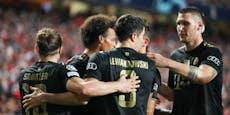 Zwei Tore zählen nicht – Bayern siegen trotzdem mit 4:0