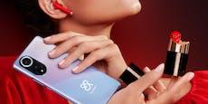 Huawei kündigt Nova 9,Watch GT 3 und Lipstick-Hörer an