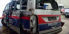 Polizei crasht Auto bei Verfolgungsjagd mit Teenie (14)