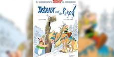 Beim Teutates! Neues Asterix-Abenteuer ist da