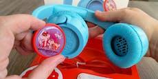 Kekzhörer im Test: Technik perfekt für Kinderohren