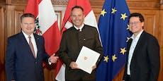 Forstdirektor soll Wiens Klima auf Schiene bringen