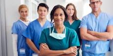 Aufstand des Krankenpersonals wegen neuer Corona-Regeln