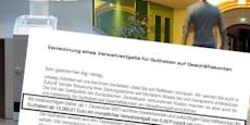 """""""Absurd"""": Bank will von Unternehmer Zinsen für Guthaben"""