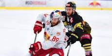 spusu Capitals verlieren in Salzburg erst nach Penaltys