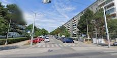 Bauchstich mitten in Wien bei Streit um Parkplatz