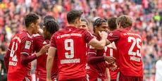 4:0 gegen Hoffenheim! Bayern-Gala ohne Coach Nagelsmann