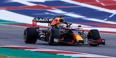 Verstappen rast zur Pole für den Grand Prix der USA