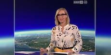 ZiB-Star Bernhard begeistert ORF-Zuseher mit Outfit