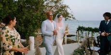 Vin Diesel führt Paul Walkers Tochter zum Altar