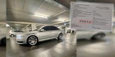 Reifen zu schmal – Audi-Lenker kassiert 2.000-€-Strafe