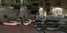 Wiener flüchtet vor Polizei und crasht Luxus-Mercedes