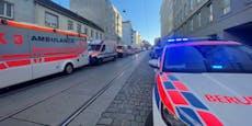 Brand mit 7 Verletzten in Wien brach in Fahrradraum aus