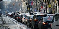 Gleich 2 Demo-Märsche – Wiener City droht Verkehrschaos