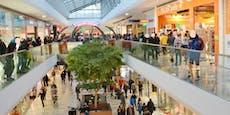 Infizierte ging in St. Pölten trotz Quarantäne shoppen