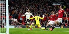5:0! Liverpool deklassiert United im eigenen Stadion