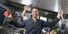 Tag der Nudel! Star-Koch verrät sein Pasta-Geheimnis