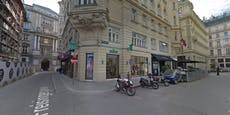Dicker Mann raubt Dessous-Shop in Wiener City aus