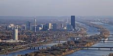 Starker Südostwind sorgt für erhöhte Warnstufe in Wien