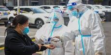 150 neue Fälle in China – Zehntausende im Lockdown
