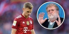 Impf-Experte widerspricht Bayern-Star Kimmich