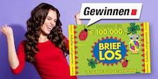 "Brieflos ""Klee"" bringt € 100.000. Spiel mit!"