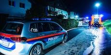 Messer-Mord scheiterte, dann kam es zum tödlichen Crash