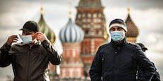Mehr als 90 Prozent der Klinikbetten in Russland belegt