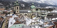 Erste Prognose zeigt Schnee bis in Landeshauptstadt
