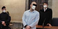 Neo-Nazi umarmt Schwarzen in Wiener Gerichtssaal