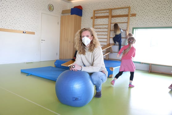 Gabriele Pendl leitet einen Kindergarten in Wien-Floridsdorf.