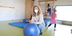 Kindergärtnerin fordert Schnelltests im Kindergarten