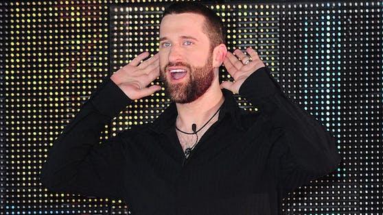 """Dustin Diamond zum Start von """"Celebrity Big Brother"""" 2013"""