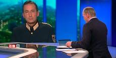 """Wolf zu Polizei-Chef: """"Das verstehe ich jetzt nicht"""""""