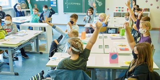 Schichtbetrieb in den Schulen wird nach dem Lockdown-Ende wohl kommen. Fix ist das allerdings noch nicht
